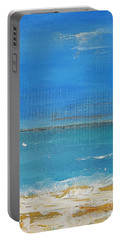 Beach  Evening Portable Battery Charger