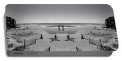Beach Fun Portable Battery Charger
