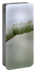 Beach Grass And Dunes Portable Battery Charger