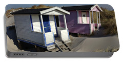 Beach Houses At Skanor Portable Battery Charger
