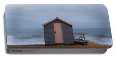 Beach Hut Portable Battery Charger