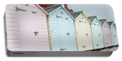 Beach Huts Vi Portable Battery Charger