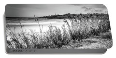Portable Battery Charger featuring the photograph Beach In Ogunquit by Doug Camara