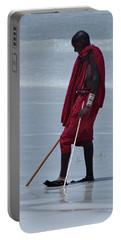 Beach Maasai Portable Battery Charger