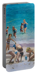 Beach Time Portable Battery Charger