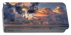 Beach Walk - Florida Seascape Portable Battery Charger