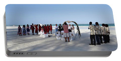Beach Wedding In Kenya Portable Battery Charger