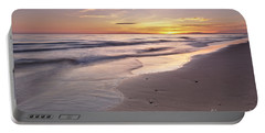 Beach Welcoming Twilight Portable Battery Charger