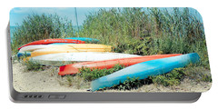 Beached Kayaks Portable Battery Charger