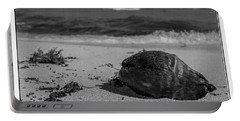Portable Battery Charger featuring the photograph Beachside by Melinda Ledsome