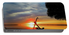 Beadles Point Sunset Portable Battery Charger