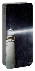 Beaming Lighthouse Portable Battery Charger