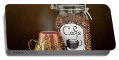Beans To Cup Portable Battery Charger