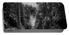 Bear Creek Falls As Well Portable Battery Charger