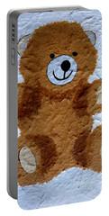 Bear Hug Portable Battery Charger