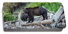 In The Great Bear Rainforest Portable Battery Charger