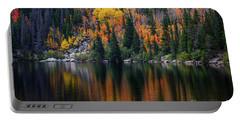 Bear Lake Autumn Portable Battery Charger
