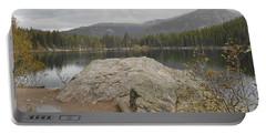 Bear Lake Splendor Portable Battery Charger by Julie Grace