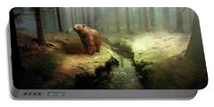 Bear Mountain Fantasy Portable Battery Charger