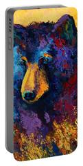 Bear Pause - Black Bear Portable Battery Charger