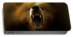Bear Roar Portable Battery Charger