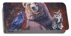 Bear The Arbitrator Portable Battery Charger