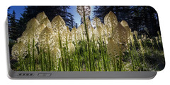 Beargrass In Bloom Portable Battery Charger