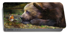 Bear's Eye View Portable Battery Charger