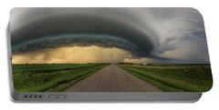 Portable Battery Charger featuring the photograph Beast by Aaron J Groen
