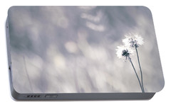 Portable Battery Charger featuring the photograph Beaute Des Champs - 0101 by Variance Collections