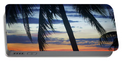 Beautiful Boracay Sunset Portable Battery Charger