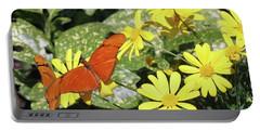 Beautiful Butterflies Portable Battery Charger