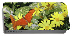 Beautiful Butterflies Portable Battery Charger