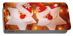 Beautiful Christmas Decoration Portable Battery Charger