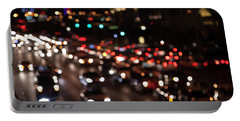 Portable Battery Charger featuring the photograph Beautiful Congestion by Eric Christopher Jackson