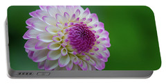 Beautiful Dahlia 1 Portable Battery Charger