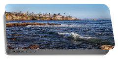 Beautiful Day In La Jolla Portable Battery Charger by Glenn McCarthy Art and Photography