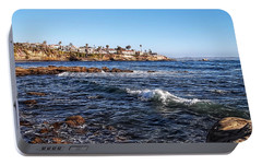 Portable Battery Charger featuring the photograph Beautiful Day In La Jolla by Glenn McCarthy Art and Photography