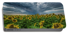Beautiful Disaster  Portable Battery Charger by Aaron J Groen