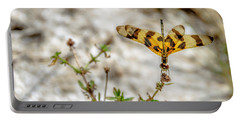 Beautiful Dragonfly Portable Battery Charger