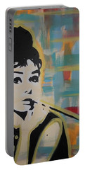 Beautiful Hepburn Portable Battery Charger