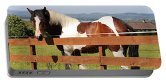 Beautiful Horse In Kinneswood Portable Battery Charger