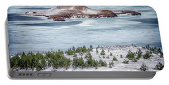 Beautiful Icelandic Landscape Portable Battery Charger