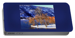 Portable Battery Charger featuring the photograph Beautiful Kaloya Park by Will Borden