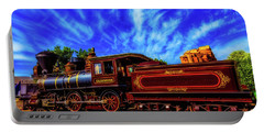 Beautiful Locomotive Glenbrook Portable Battery Charger