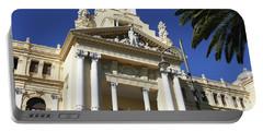 Beautiful Malaga City Hall Portable Battery Charger