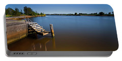 Portable Battery Charger featuring the photograph Beautiful Manning River 666 by Kevin Chippindall