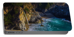 Beautiful Mcway Falls Portable Battery Charger