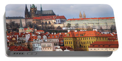 Beautiful Old Prague Portable Battery Charger