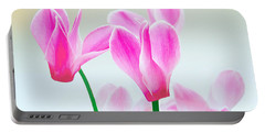 Beautiful Pink Portable Battery Charger
